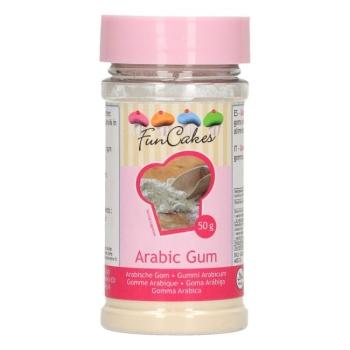 Gomme arabique - funcakes - 50g