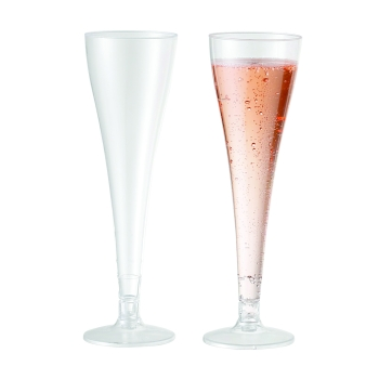 Flûte à champagne à monter