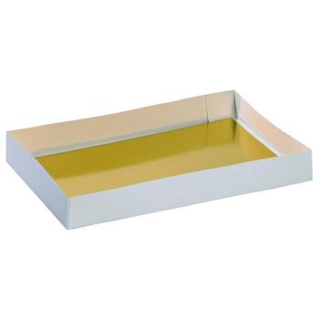 Carton plat 0r/Noir