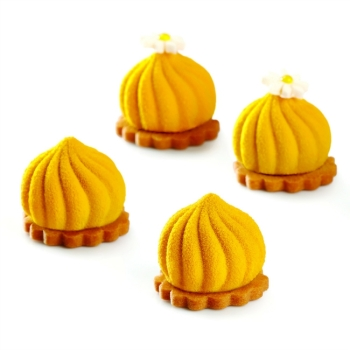 Moule silicone - Mini Délice - 30 x 18 ml