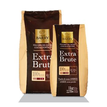 POUDRE DE CACAO - EXTRA BRUTE - 2,5kg