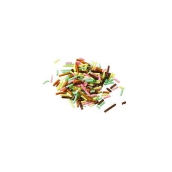 Vermicelles fins multicolores - 1kg