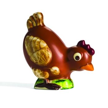 Plaque poulette - 2 empreintes