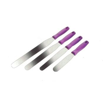 Spatule Flexible - Gamme manche violet - SANS Allergène