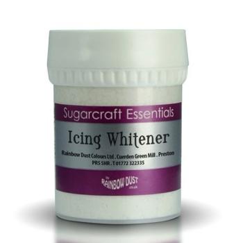 Icing whitener - Blanc - 25gr