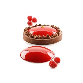 Moule en silicone - Cupole 120 -  6 x 117 ml