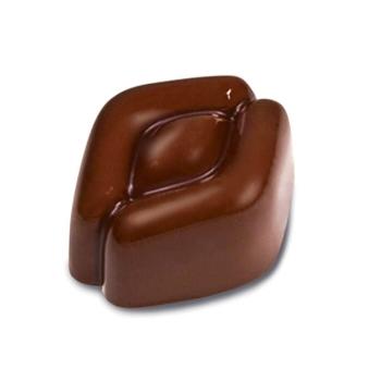Plaque à bonbons modèle 25