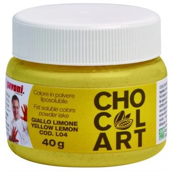 Colorant liposoluble Alimentaire  40g - Jaune - en collaboration avec Emmanuele Forcone