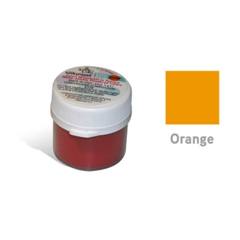 Colorant alimentaire hydrosoluble en poudre - Orange - 5gr