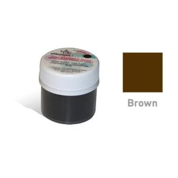 Colorant alimentaire hydrosoluble en poudre - Brun - 5gr