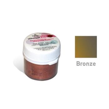 Poudre alimentaire SILIKOMART - Bronze - 5gr
