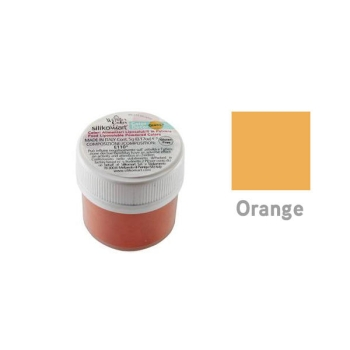 Colorant Alimentaire en poudre liposoluble - Orange - 5gr