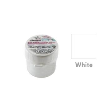 Colorant Alimentaire en poudre liposoluble - Blanc - 5gr