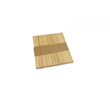 Mini bâtonnets esquimaux bois - 50 unités - Pavoni