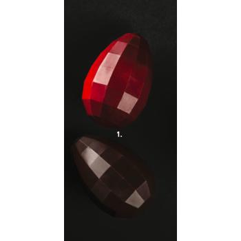 Plaque Demi- oeufs diamant
