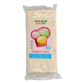 FunCakes Fondant - Ivoire Halal / Casher - 1kg