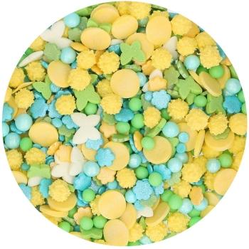 Confettis été en sucre - Funcakes - 50gr