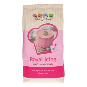 Mix pour glaçage royal - Funcakes - 900 gr - Halal