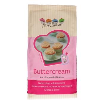Préparation pour crème au beurre - Funcakes - 1kg - Halal