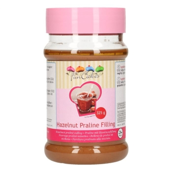 Praliné noisette - Funcakes - 325gr