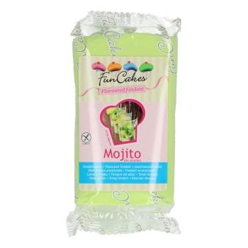 FunCakes Fondant aromatisé - Mojito - Halal - 250g