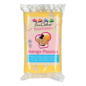 FunCakes Fondant aromatisé - Mangue Passion - Casher - 250g