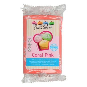 FunCakes Fondant - Corail - Halal / Casher