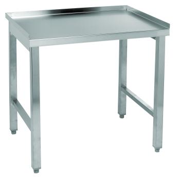 Table de réchaud inox