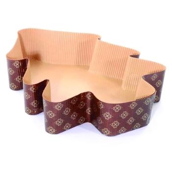 Moules Papier Sapin - 100 unités
