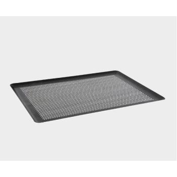 Plaque micro-perforée anti-adhésive aluminium