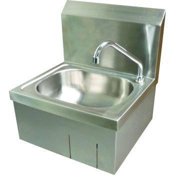 Lave mains inox - modèle 2