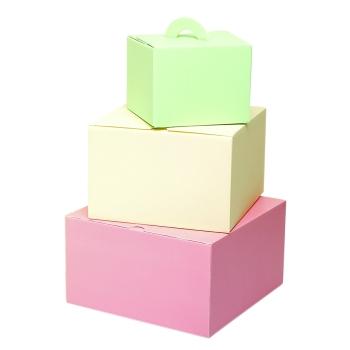 Boîtes isolantes à vacherins en pse - 25 unités