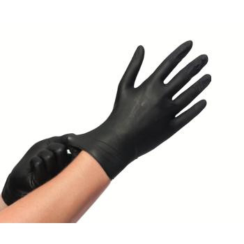 Gant nitril noir