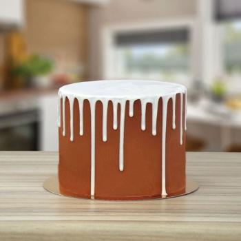 Glaçage liquide Chocolat blanc - PME