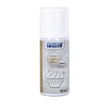 PME - Spray lustrant - Blanc - Casher - RÉSERVÉ AUX PROFESSIONNELS/CAP