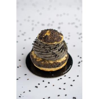 PARIS- BREST SESAME NOIR ET CAKE CITRON YUZU- AURELIEN COHEN - 18 JANVIER DE 14H_18H