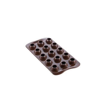 Plaque chocolat Easy choc  - Choco spiral