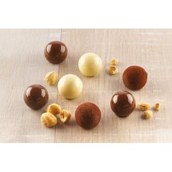 Plaque chocolat Easy choc  - TARTUFINO