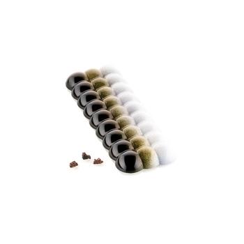 MOULE 4 TABLETTES BULLES (BULLE-T)-CONCU AVEC ANDREY DUBOVIK-156X61XH14MM