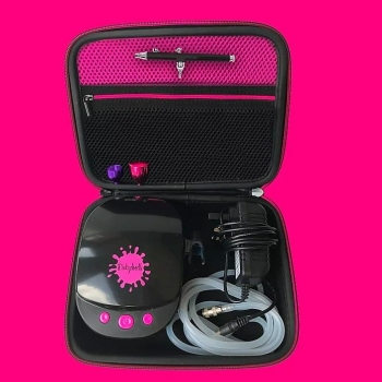 PRÉCOMMANDE DINKYDOODLE AIRBRUSH MACHINE KIT