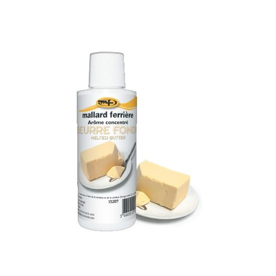 Arômes concentrés : Beurre Fondu - 125 ml