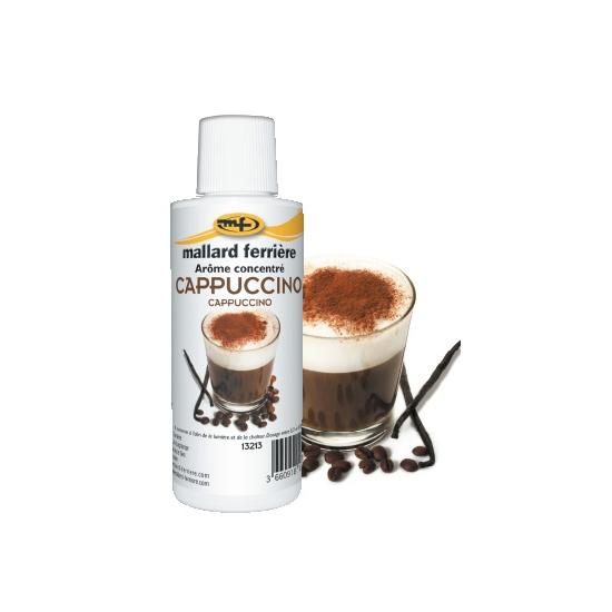 Arômes concentrés : Cappucino - 125 ml