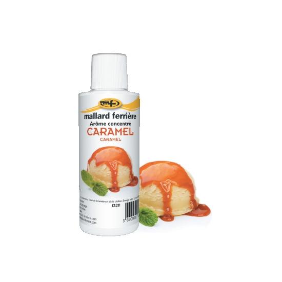 Arômes concentrés : Caramel - 125 ml