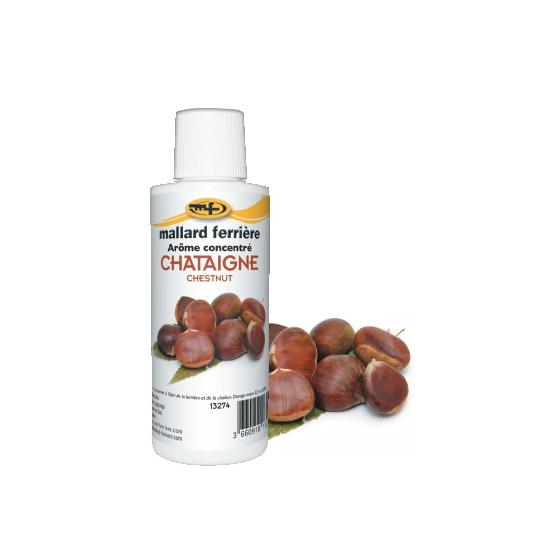 Arômes concentrés : Châtaigne - 125 ml