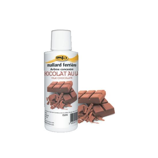 Arômes concentrés : Chocolat au Lait  -  125 ml
