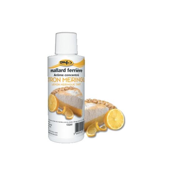 Arômes concentrés : Citron Meringue - 125 ml