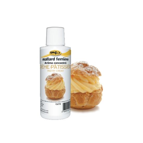 Arômes concentrés : Crème Pâtissière - 125 ml
