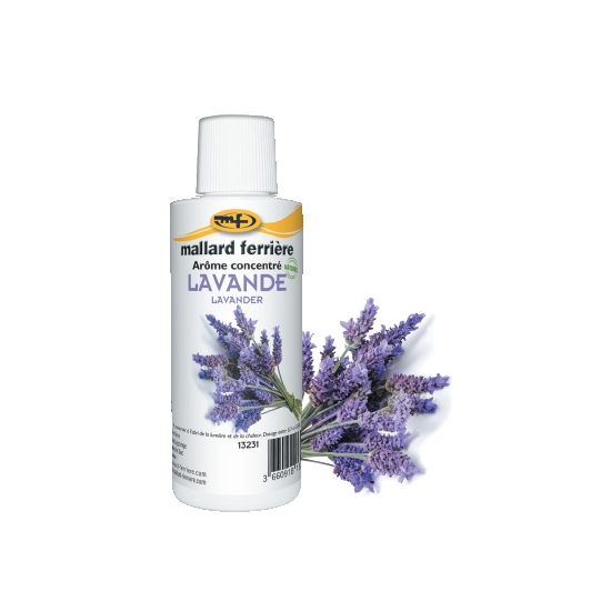 Arômes concentrés : Lavande - 125 ml