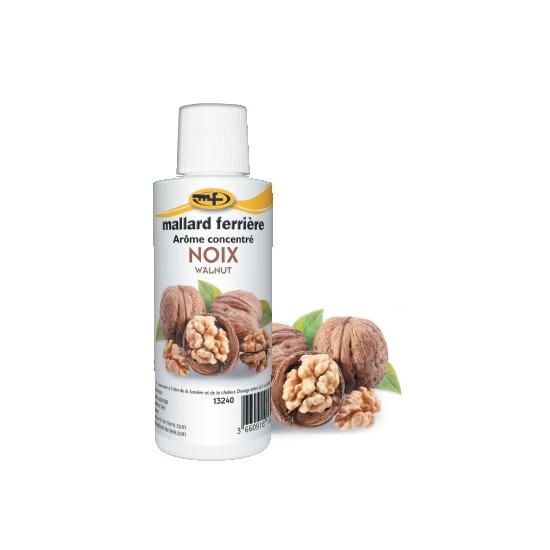 Arômes concentrés : Noix - 125 ml