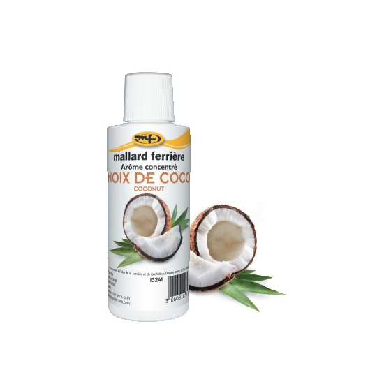 Arômes concentrés : Noix de Coco - 125 ml